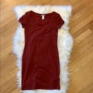 H&M T-shirt Dress SMALL